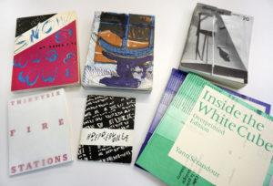 Tournez les pages #34 : Une histoire du livre d'artiste @ Service de documentation du Frac Bretagne