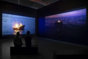 Visite commentée de l'exposition Marcel Dinahet
