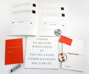 Tournez les pages #35 : Spécial biennale Exemplaires, formes et pratiques de l'édition @ Service de documentation du Frac Bretagne