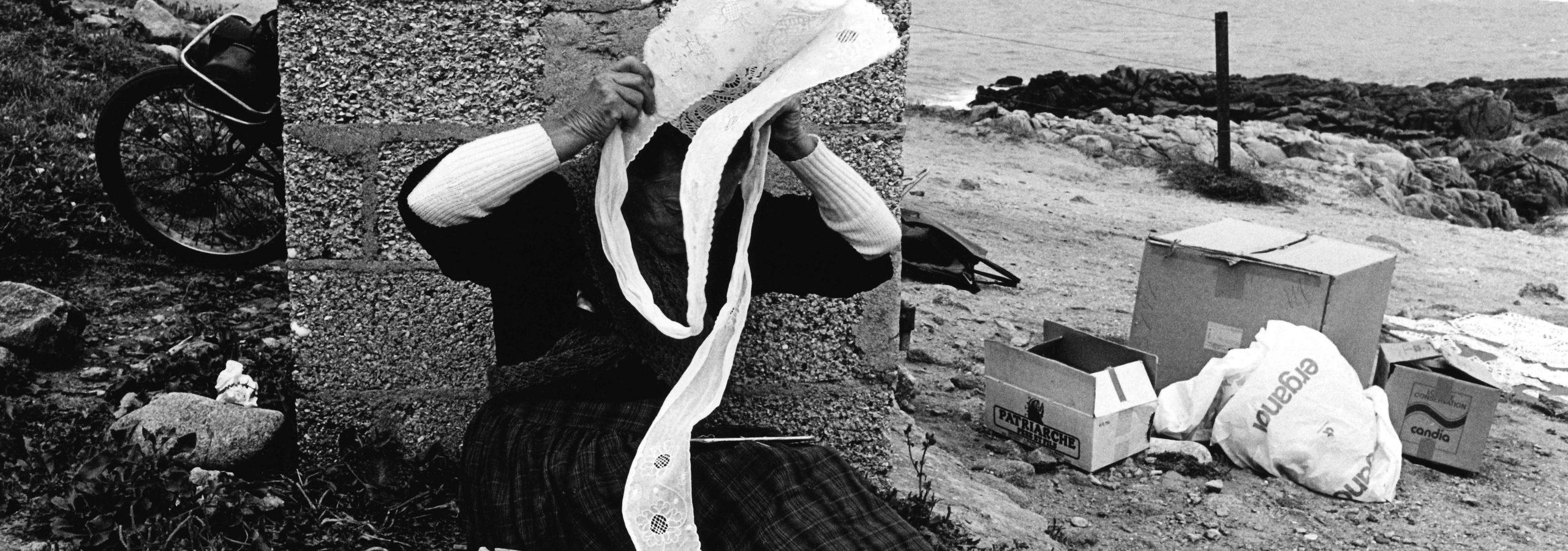Michel Thersiquel, Sans titre, de l'ensemble Le pays Bigouden. Collection Frac Bretagne © Michel Thersiquel-Les Amis de Michel Thersiquel