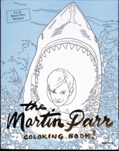 Livre à colorier Martin Parr