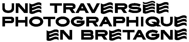 Logo Une Traversée photographique en Bretagne